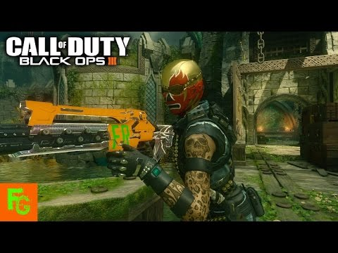 Don't Think Much To Salvation Multiplayer Maps(Black Ops 3 Stream)