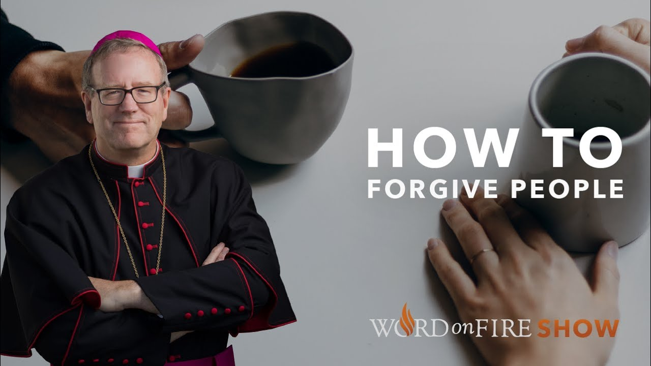 HOW TO FORGIVE PEOPLE
