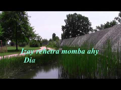 MATOKY ANAO - Hosana Ambohijatovo Fitiavana - Karaoke