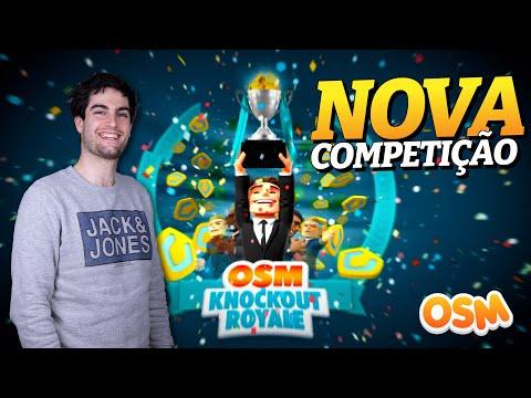 OSM PRO   NOVO TORNEIO   Prize Pool & Knockout Royale (Evento Temporário)