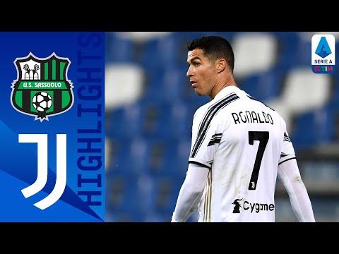 Sassuolo 1-3 Juventus   Rabiot, Ronaldo e Dybala a segno per i bianconeri!   Serie A TIM