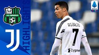 Sassuolo 1-3 Juventus | Rabiot, Ronaldo e Dybala a segno per i bianconeri! | Serie A TIM