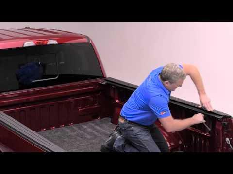BAK Industries BakFlip MX4 Truck Bed Cover Installation
