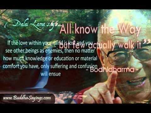 Buddha Quotes - 15 Inspirational Buddhist Quotes - YouTube