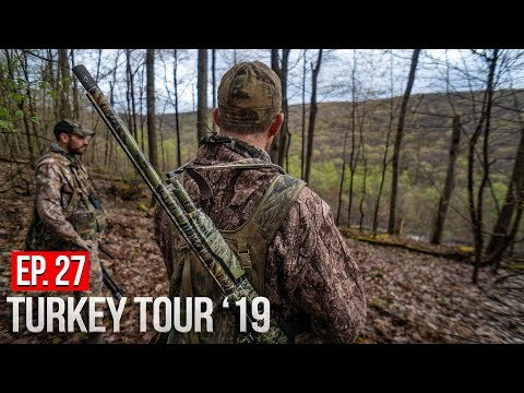 SPRING TURKEY HUNTING In PENNSYLVANIA And WEST VIRGINIA