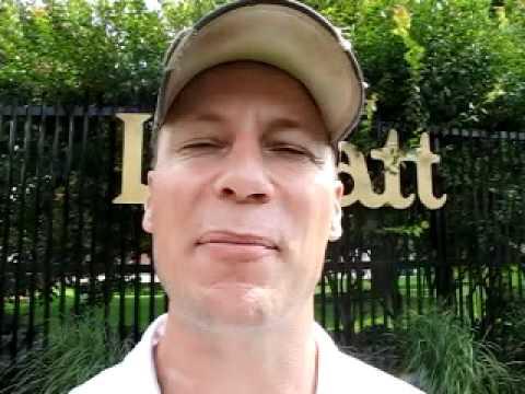 Scott Gunn presents Labatt Memorial Baseball Park