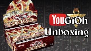 YuGiOh Ignition Assault Unboxing