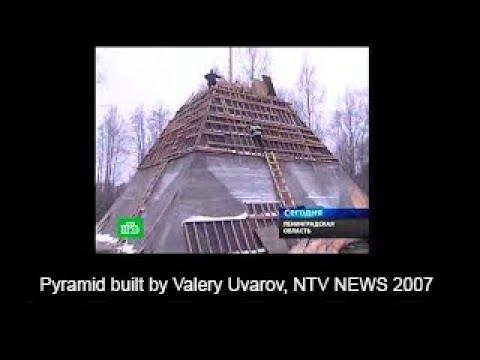 NTV-TV program. 2007 The pyramid of Valery Uvarov (English Subtitles)