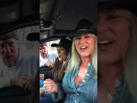 Magnolia Drawl - California Cowgirl - Live Radio Premier