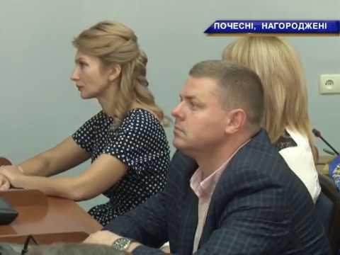 ТВ-Бердянск: 18 09 Почесні, нагороджені