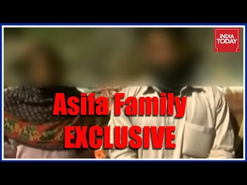 #Asifa's Family Speaks To India Today From New Home In Samba