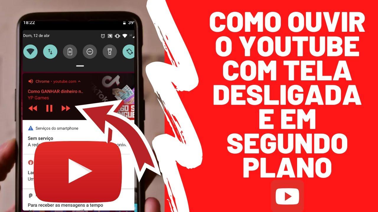 Como Usar O Youtube Em Segundo Plano Youtube