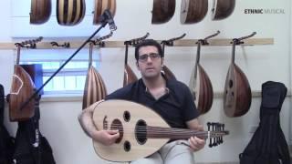 professional moroccan oud by shaib hanta // hear the sound