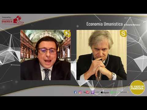 Non riesco a vedere l'Italia nei prossimi anni – Valerio Malvezzi - Economia Umanistica