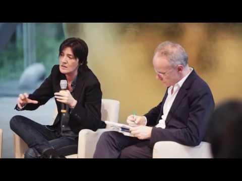 L'entretien infini - Beatriz Preciado - Conversation avec Hans Ulrich Obrist - 2014