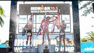 WITSUP WRAP UP: Ironman 70.3 World Champs