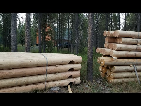 LOG CABIN BUILD, Plans and lay out for Building your mountain cabin.