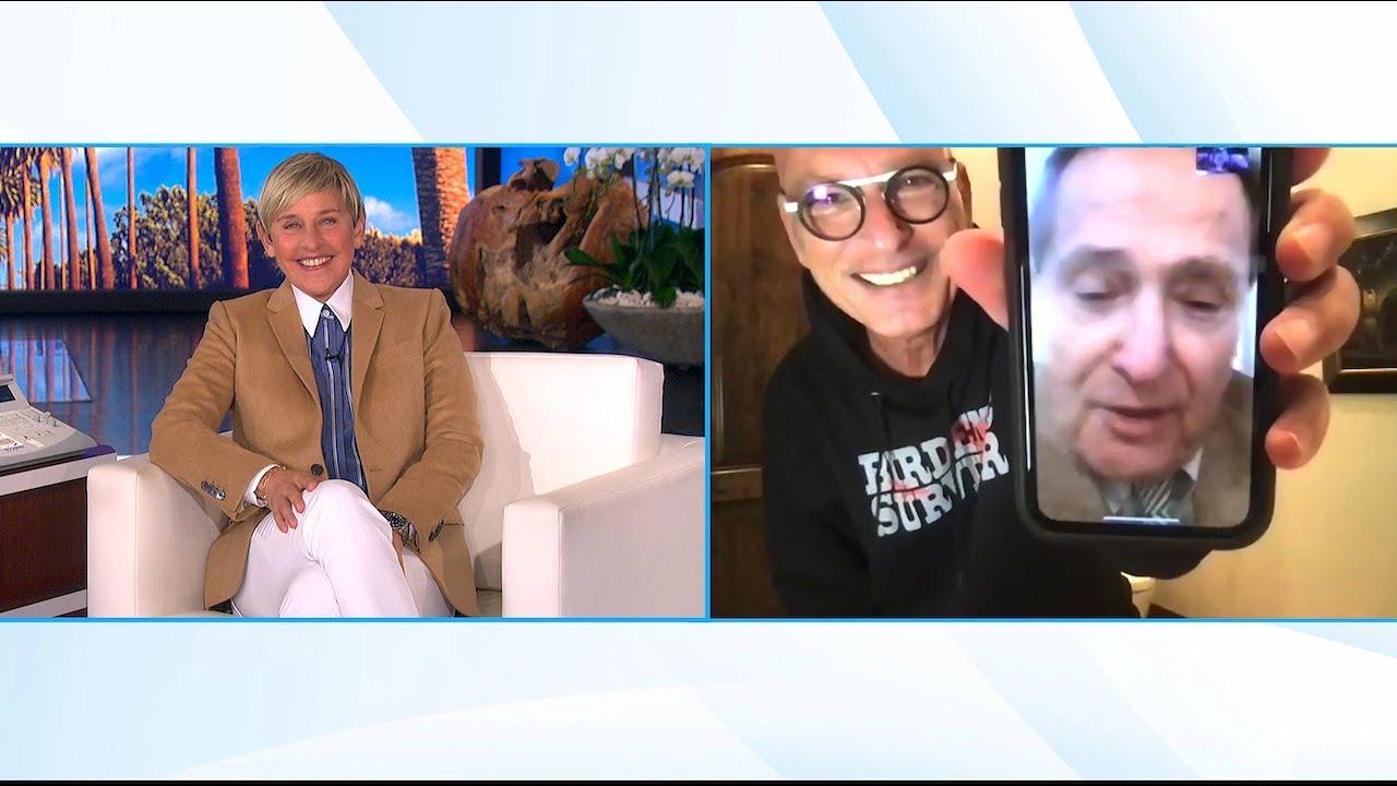 Howie Mandel's Doctor Interrupts His Interview