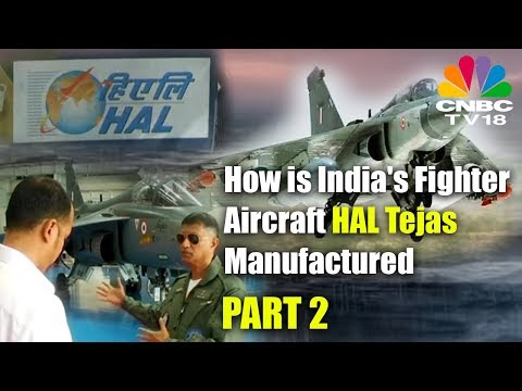MAKE IN INDIA    HAL Tejas   New Deal For Defence   Part 2   CNBC TV18