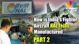 MAKE IN INDIA |  HAL Tejas | New Deal For Defence | Part 2 | CNBC TV18