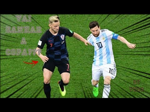 Ivan Rakitic vs Argentina HD720p  (22-06-2018)