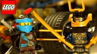 Лего Ниндзяго 2017 - Самурай VXL 70625 - Обзор - Видео для Детей - Lego Ninjago
