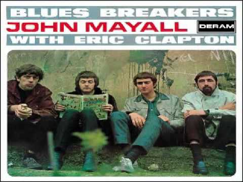 (John Mayall) Blues Breakers with Eric Clapton - Have You Heard
