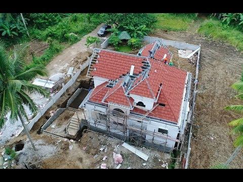 VILLA FELIZ - EPISODE 206: IRONING BOARD SAGA (House Building in the Philippines)