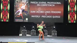 Juan Jacobo Lenis y Mayerly Preciado