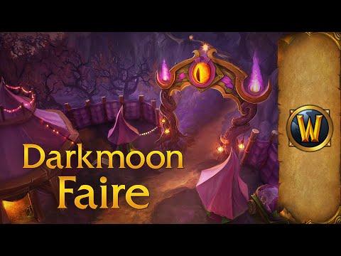 World of Warcraft - Music & Ambience - Darkmoon Faire