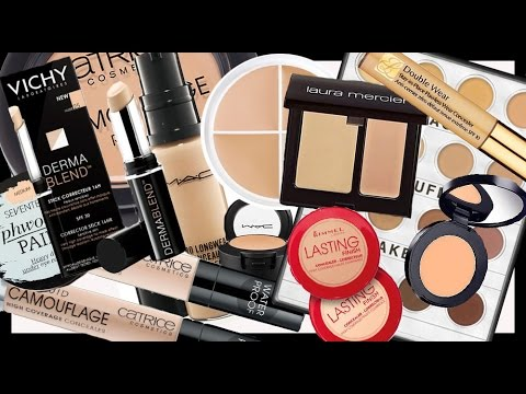 Best Full Coverage Concealers.