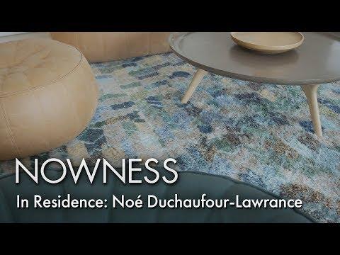 In Residence: Noé Duchaufour-Lawrance