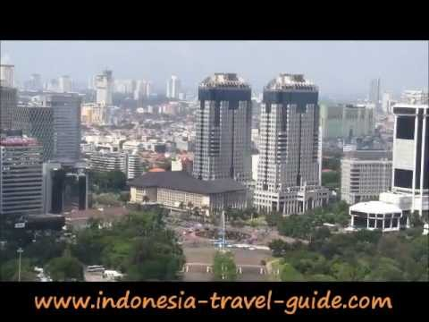 National Monument Travel Guide -  Indonesia Travel Guide