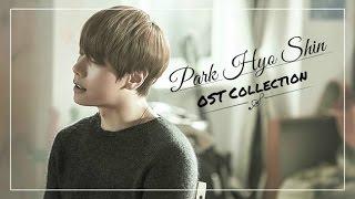 Park Hyo Shin (박효신) - OST COLLECTION