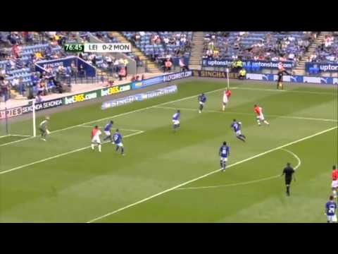 Leicester City 0 -- 3 AS Monaco (Club Friendly)