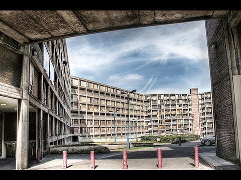 Coming to Terms with Modern Times: English architecture in the post-war era - Simon Thurley