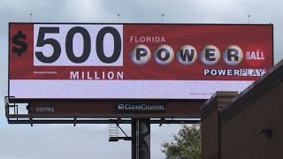 Powerball Jackpot Gets Last-Minute Increase to $500 Million