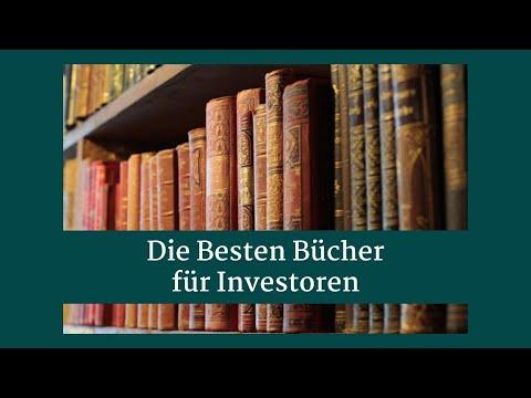 Die 7 besten Finanzbücher - damit wirst du ein besserer Investor