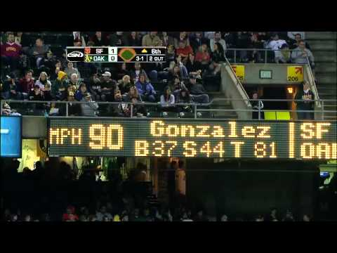 AT OAKLAND COLISEUM - March 29, 2011