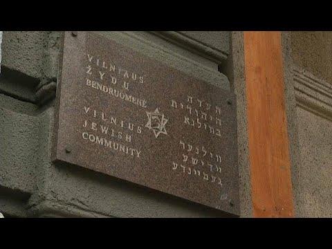 الجالية اليهودية في فيلنيوس الليتوانية تغلق آخر كنيس لها بسبب التهديدات…  - 18:54-2019 / 8 / 8