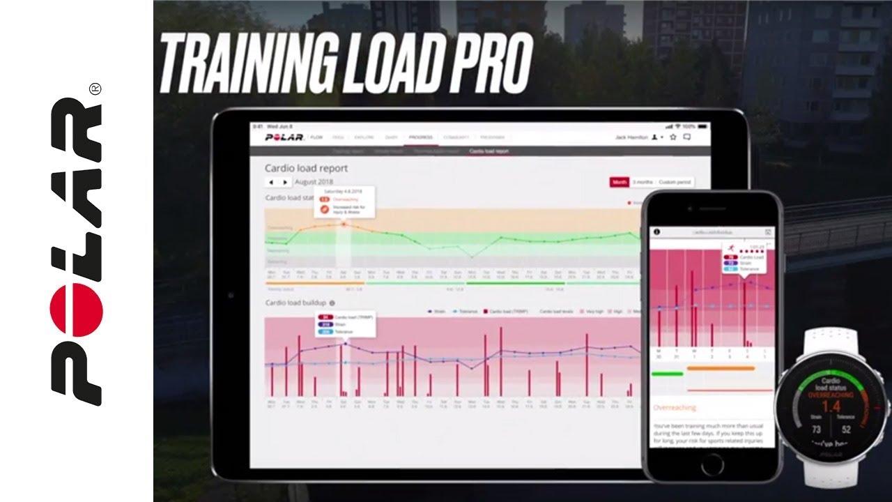 Polar Vantage V and M | How To Use Training Load Pro