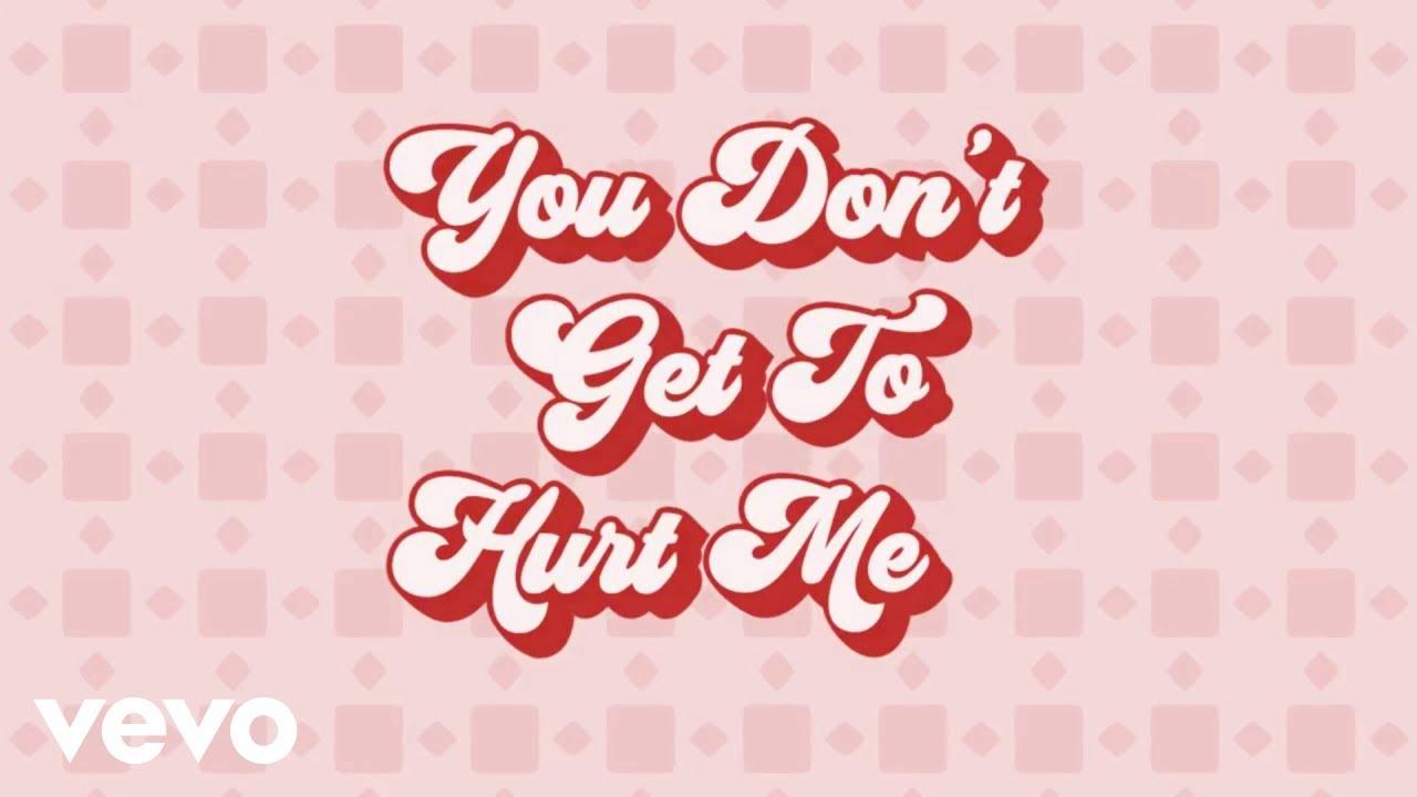 "Meghan Trainor - Hurt Me (From ""Songland"" - Lyric Video)"