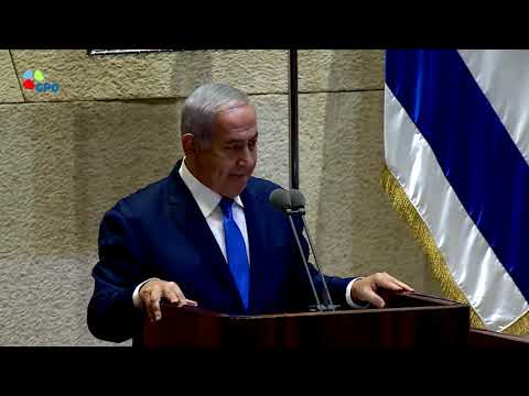 PM Netanyahu's remarks at the opening of the Knesset winter session