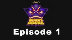 Mighty Ducks – Das Powerteam | Episode 1 | Enten gegen Saurier (Teil 1)