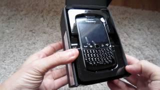 Unboxing & Review BlackBerry Curve 9360 by macberry.de