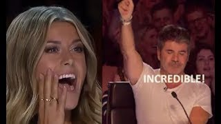 O.M.G! 5 *FUTURE SUPER TALENTS* AMAZING Kids Singers & GOLDEN BUZZER AUDITIONS!