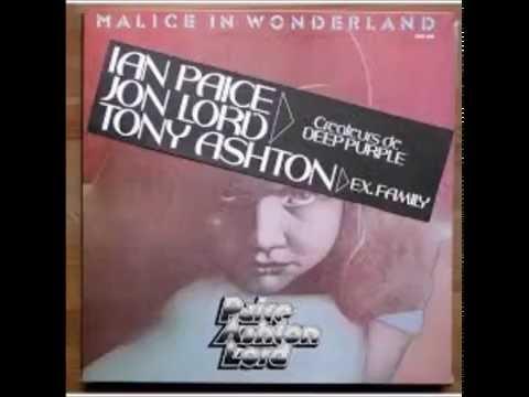 'Paice Ashton Lord: Malice in Wonderland 1977