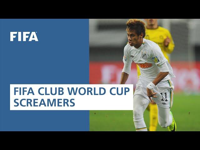 FIFA Club World Cup Screamers [2000-2018]