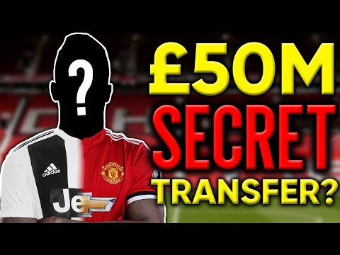 BREAKING: Manchester United To Complete £50M Transfer Of Juventus Star! | Futbol Mundial