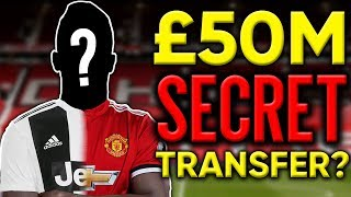 BREAKING: Manchester United To Announce £50M Transfer This Week! | Futbol Mundial